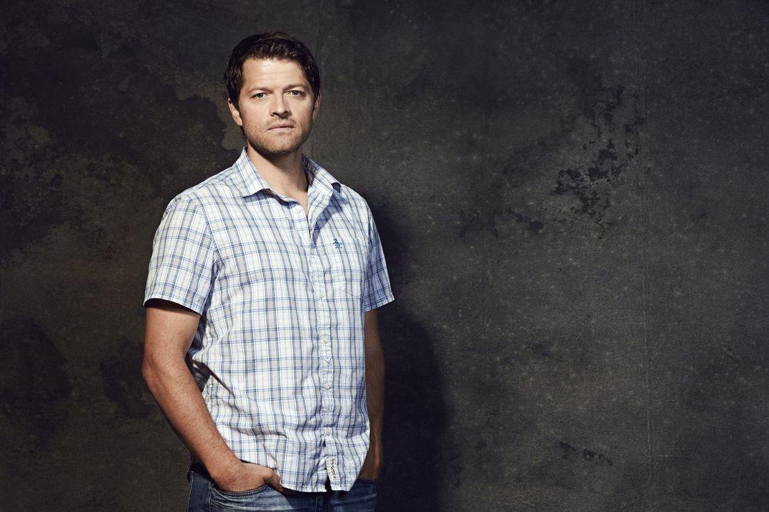 (9. Staffel) - Muss sich erneut gegen seine Brüder stellen: Castiel (Misha Collins) ... - Bildquelle: 2013 Warner Brothers