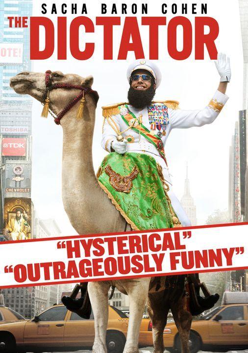 """Der Diktator - Artwork - Der Stoff basiert auf dem Roman """"Zabibah and the King"""", der zunächst anonym veröffentlicht worden war, dann aber als litera... - Bildquelle: 2012 Paramount Pictures.  All Rights Reserved."""
