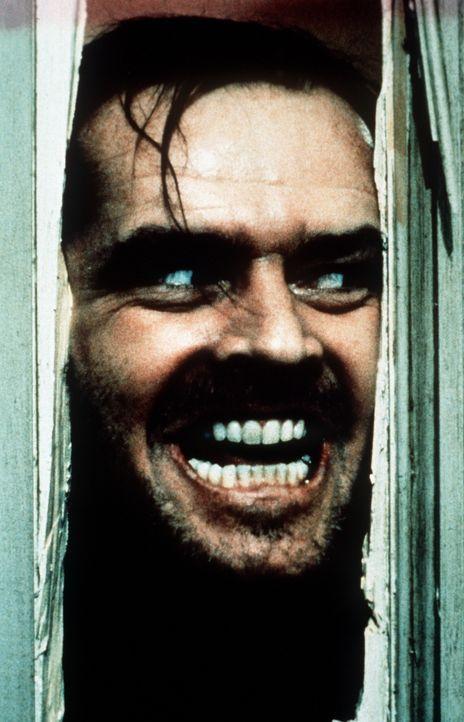 Jack (Jack Nicholson) steht unter dem Zwang, eine Bluttat, die vor vielen Jahren in dem Hotel geschah, an seiner eigenen Familie zu wiederholen, und... - Bildquelle: Warner Bros.