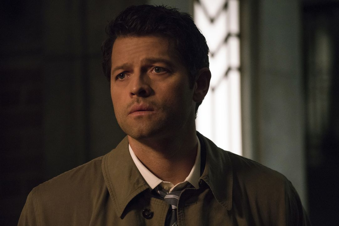 Castiel (Misha Collins) - Bildquelle: Katie Yu 2016 The CW Network, LLC. All Rights Reserved/Katie Yu