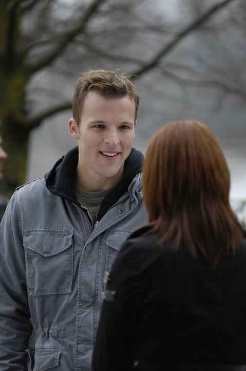 Eines Tages trifft Kyle (Chad Faust) Cassie wieder und will nun endlich wissen, wer sie ist ... - Bildquelle: Viacom Productions Inc.