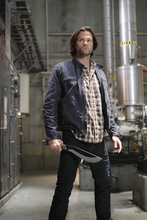 Sam (Jared Padalecki) - Bildquelle: Diyah Pera 2016 The CW Network, LLC. All Rights Reserved / Diyah Pera