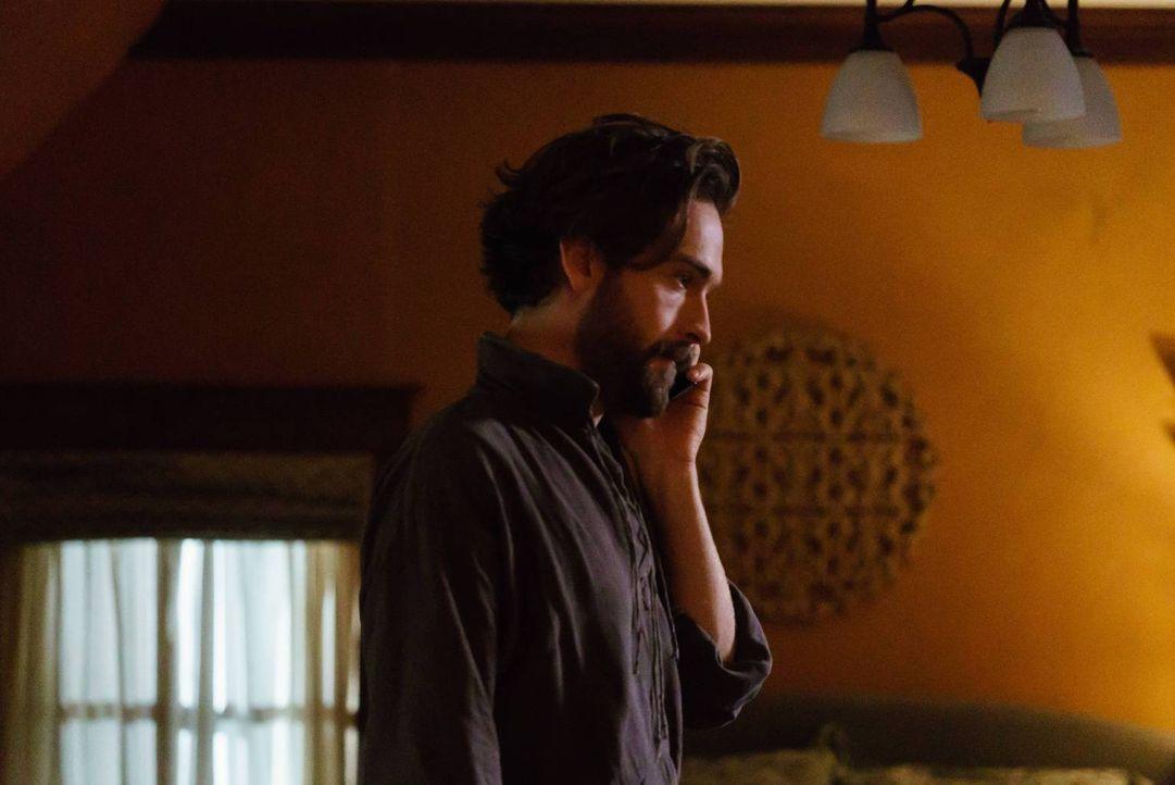 Daniel will unbedingt herausfinden, was mit Abbie passiert ist und ist fest davon überzeugt, dass Crane (Tom Mison) Dreck am Stecken hat ... - Bildquelle: 2015-2016 Fox and its related entities.  All rights reserved.