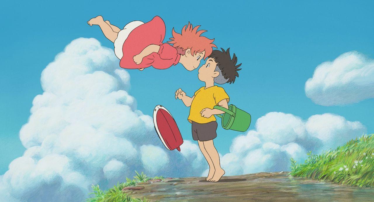 Philosophischer Anime-Streifen von Regisseur und Oscar-Gewinner Hayao Miyaza... - Bildquelle: Wild Bunch