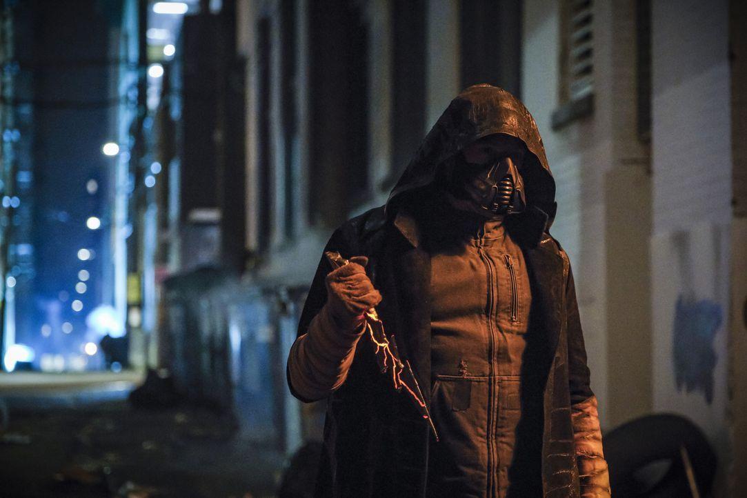 Orlin alias Cicada (Chris Klein) - Bildquelle: Jeff Weddell 2018 The CW Network, LLC. All rights reserved.