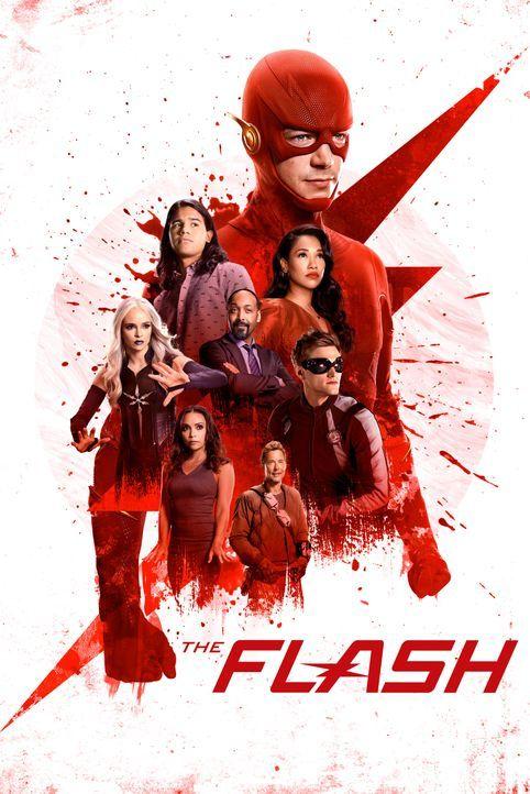 (6. Staffel) The Flash - Artwork - Bildquelle: Warner Bros. Entertainment Inc.