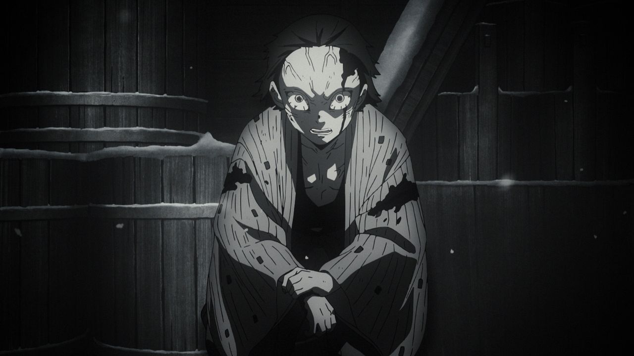 Wähle deinen Stahl - Bildquelle: Koyoharu Gotoge / SHUEISHA, Aniplex, ufotable