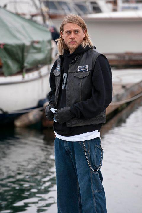 Jax (Charlie Hunnam) ist nach der Entführung von Abel völlig traumatisiert. Wird er seinen Sohn jemals wiedersehen? - Bildquelle: 2010 FX Networks, LLC. All rights reserved.