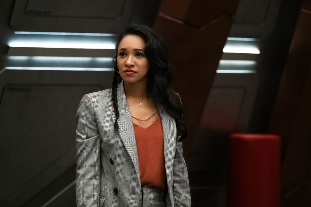 Iris West-Allen (Candice Patton) - Bildquelle: Katie Yu 2019 The CW Network, LLC. All rights reserved. / Katie Yu