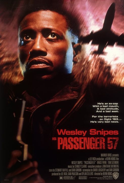 Passagier 57 - Artwork - Bildquelle: Warner Bros.