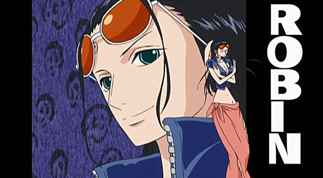Robin - Die Archäologin - Bildquelle: Eiichiro Oda/Shueisha, Toei Animation