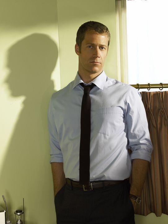 (1. Staffel) - Jack Carter (Colin Ferguson) landet durch Zufall in Eureka, einem kleinen Kaff am nordwestlichen Pazifik, das von Wissenschaftlern be... - Bildquelle: Universal Television