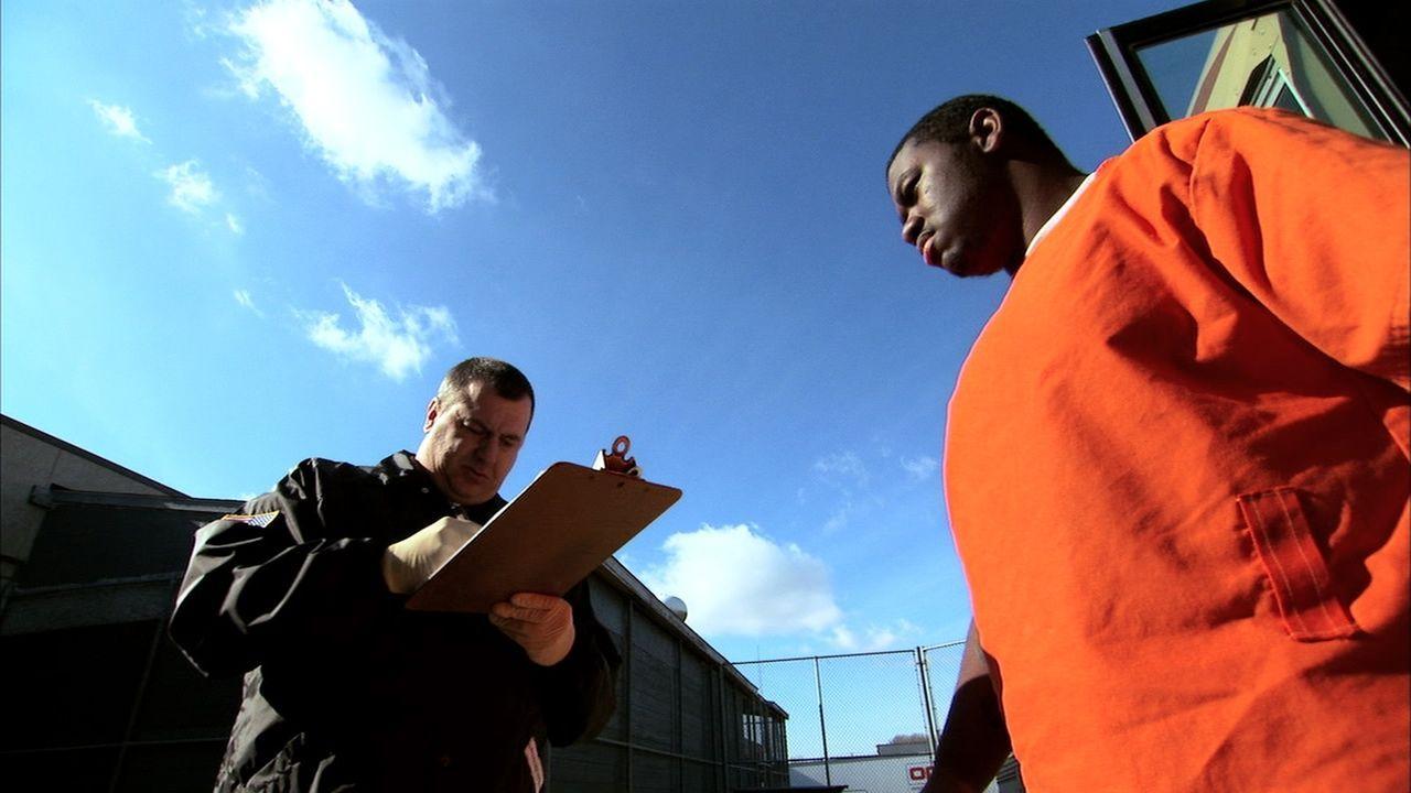 Im Ross Correctional Institut in Ohio folgt alles ganz bestimmten Regeln, doch nicht immer können so Handgreiflichkeiten und andere Probleme vermied... - Bildquelle: 2010 NGC Network US, LLC All Rights Reserved