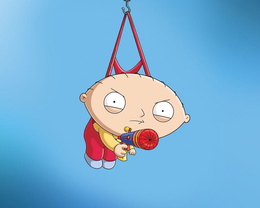 (13. Staffel) - Möchte die Weltherrschaft an sich reißen: Stewie Griffin ... - Bildquelle: 2014 Twentieth Century Fox Film Corporation. All rights reserved.