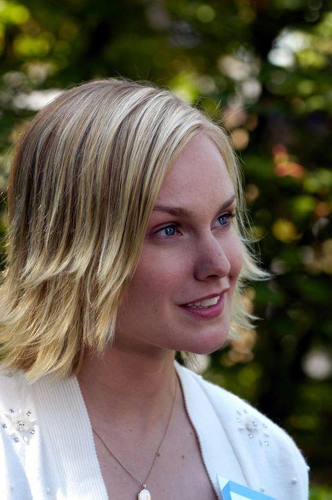 Lily (Laura Allen) ist sich sicher, dass sie Jordan Collier vertrauen kann ... - Bildquelle: Viacom Productions Inc.