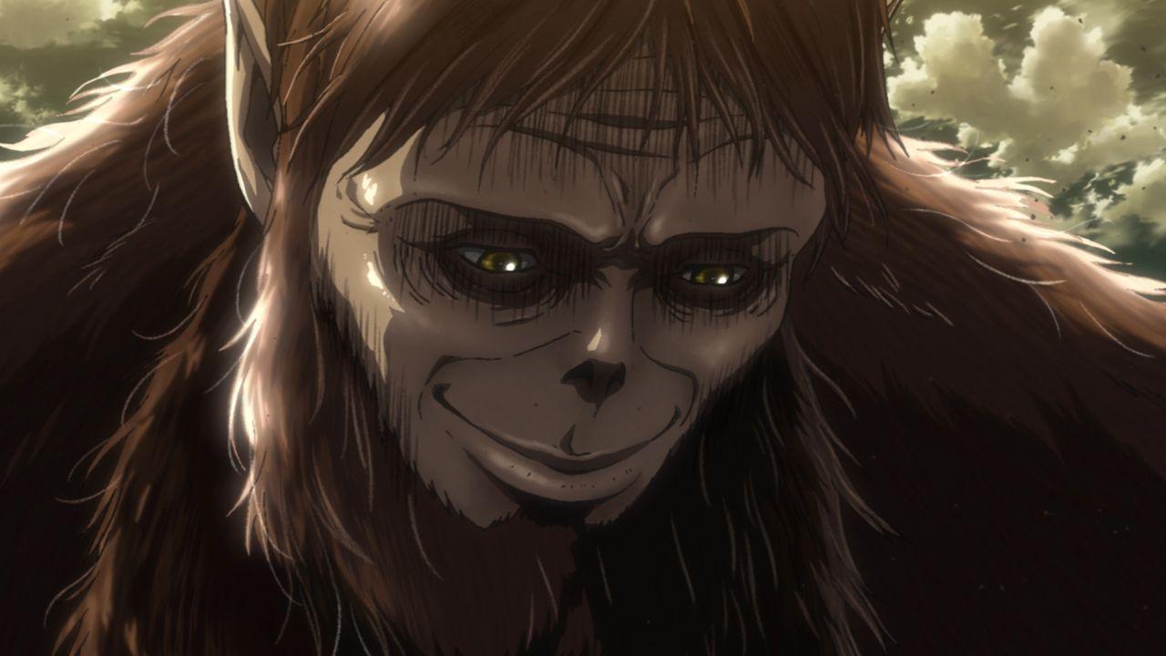 "Attack on Titan Movie 3: Gebrüll des Erwachens - Bildquelle: Hajime Isayama, Kodansha/""ATTACK ON TITAN"" Production Committee. All Rights Reserved."