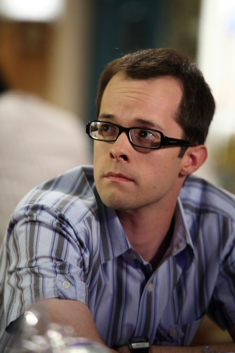 """Der liebenswerte Fargo (Neil Grayston) arbeitet als Wissenschaftler bei """"Global Dynamics"""". Er ist ein intelligenter Mann, der seinem Vorgesetzten im... - Bildquelle: Universal Television"""