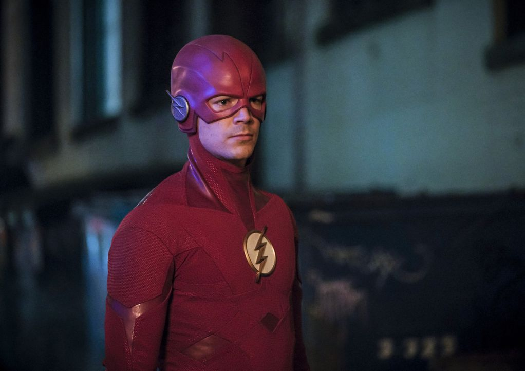 Barry alias The Flash (Grant Gustin) - Bildquelle: Jeff Weddell 2018 The CW Network, LLC. All rights reserved.