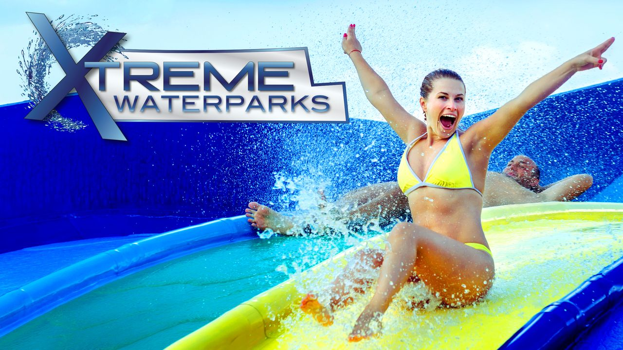 (4. Staffel) - Xtreme Waterparks - Artwork - Bildquelle: 2017, The Travel Channel, LLC. All Rights Reserved.