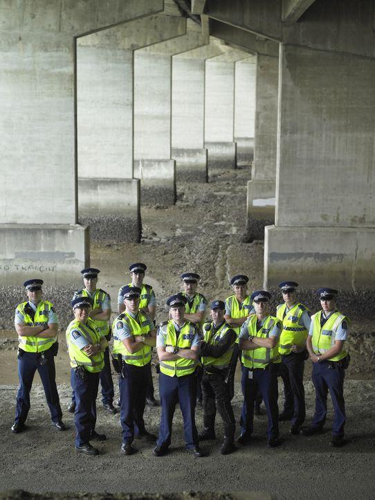 (12. Staffel) - Police Force - Einsatz in Neuseeland - Bildquelle: Mark Smith