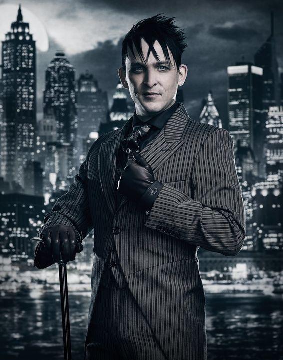 (4. Staffel) - Der Wahnsinn in Gotham steigt auf eine neue Ebene und Pinguin (Robin Lord Taylor) ist sich sicher, dass er der einzige ist, der die S... - Bildquelle: 2017 Warner Bros.