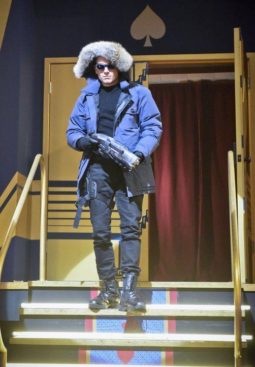 Kann Leonard Snart alias Captain Cold (Wentworth Miller) Cisco dazu bringen können, erneut eine Waffe für ihn zu bauen? - Bildquelle: Warner Brothers.