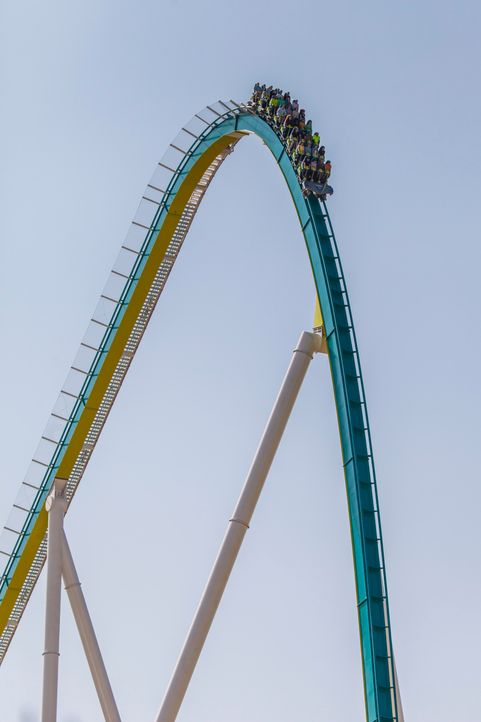 1. Fury 325 First Drop