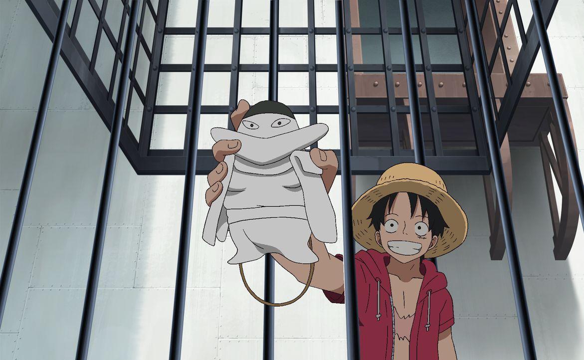 Ruffy - Bildquelle: Film © 1999 Toei Animation Co., Ltd.