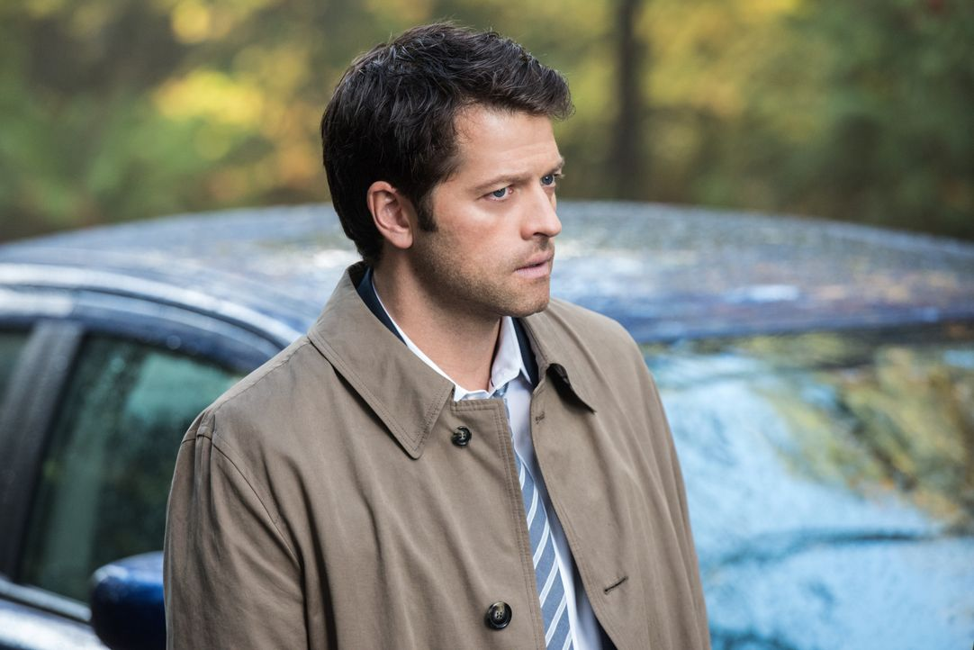 Castiel (Misha Collins) - Bildquelle: Dean Buscher 2016 The CW Network, LLC. All Rights Reserved / Dean Buscher