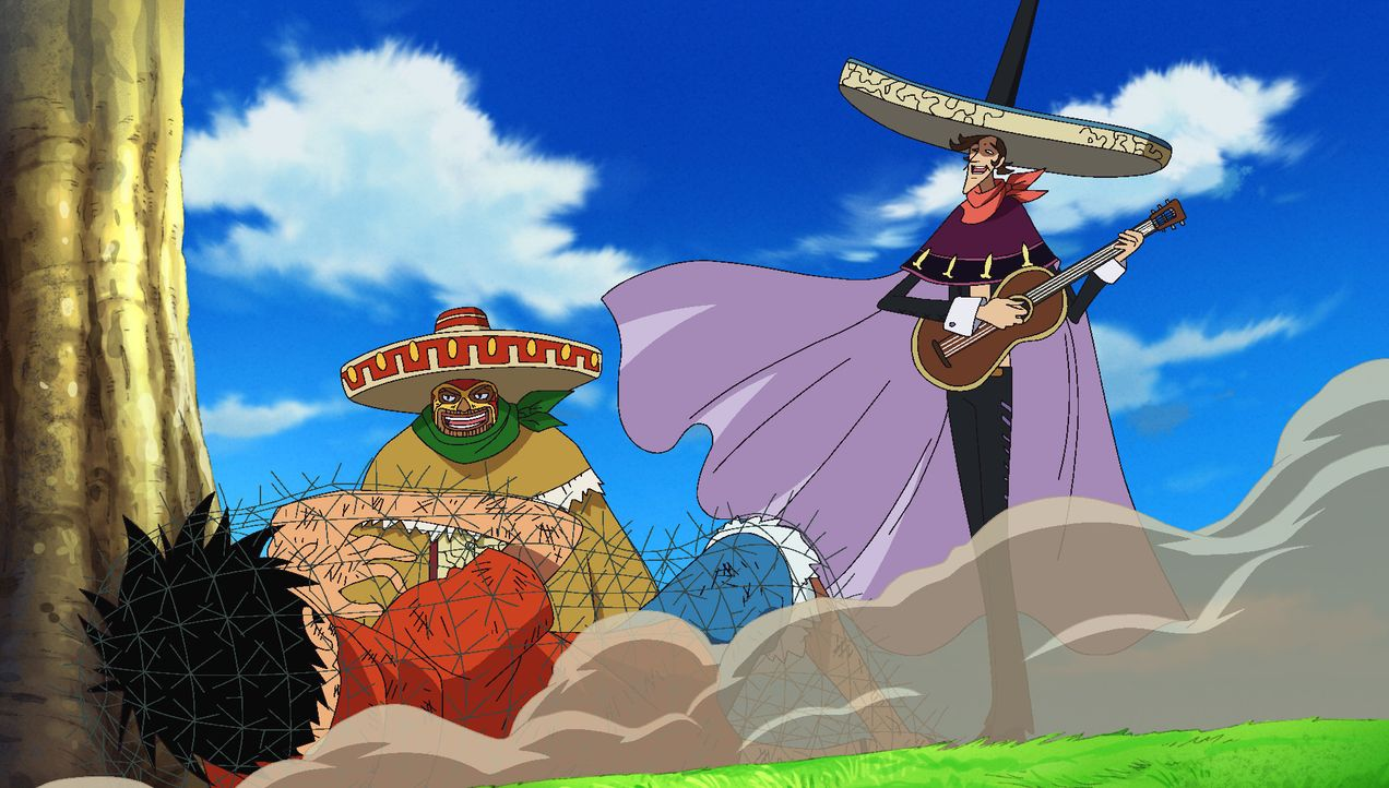 Strong World-Special: Angriff auf Little East Blue! - Bildquelle: Eiichiro Oda/Shueisha, Toei Animation