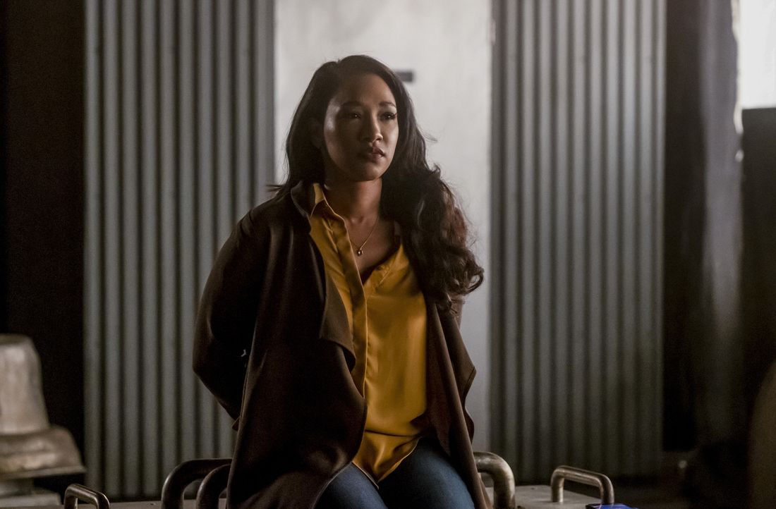 Iris (Candice Patton) - Bildquelle: Katie Yu 2018 The CW Network, LLC. All rights reserved.