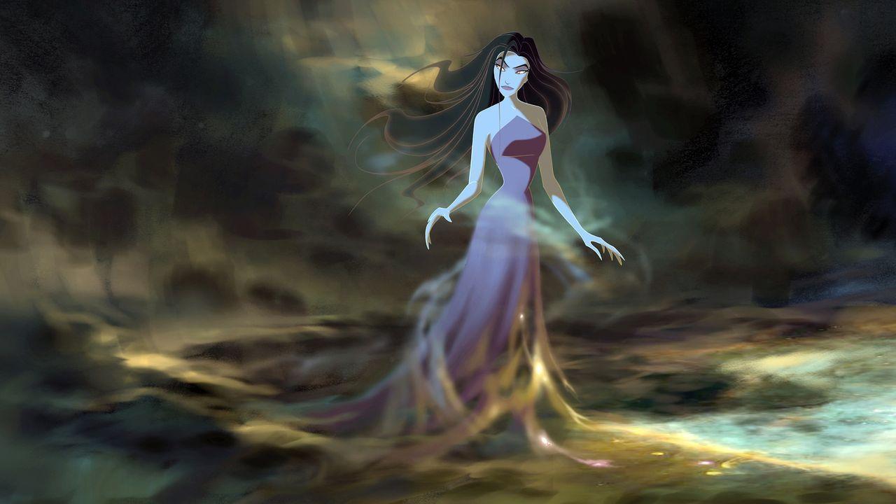 Sinbad, der heldenhafte arabische Seefahrer, bekommt mächtig Ärger mit der griechischen Chaos-Göttin Eris. Die behauptet nämlich, der kühne Abenteur... - Bildquelle: DreamWorks SKG