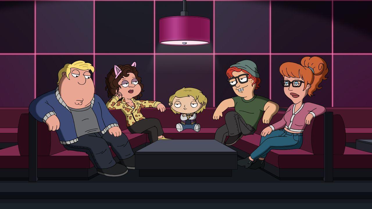 """Drei verschiedene Variationen von """"Family Guy"""" führen zu verblüffe... - Bildquelle: 2020-2021 Twentieth Century Fox Film Corporation. All rights reserved."""