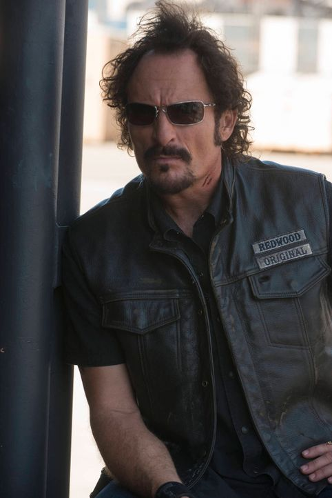 Die neuesten Ereignisse lassen sogar Tigs (Kim Coates) Taten etwas im Hintergrund verschwinden ... - Bildquelle: 2012 Twentieth Century Fox Film Corporation and Bluebush Productions, LLC. All rights reserved.