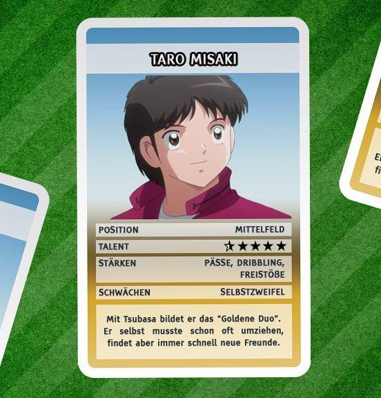 L-Teaser_Captain-Tsubasa_Taro - Bildquelle: VIZ Media Europe SARL