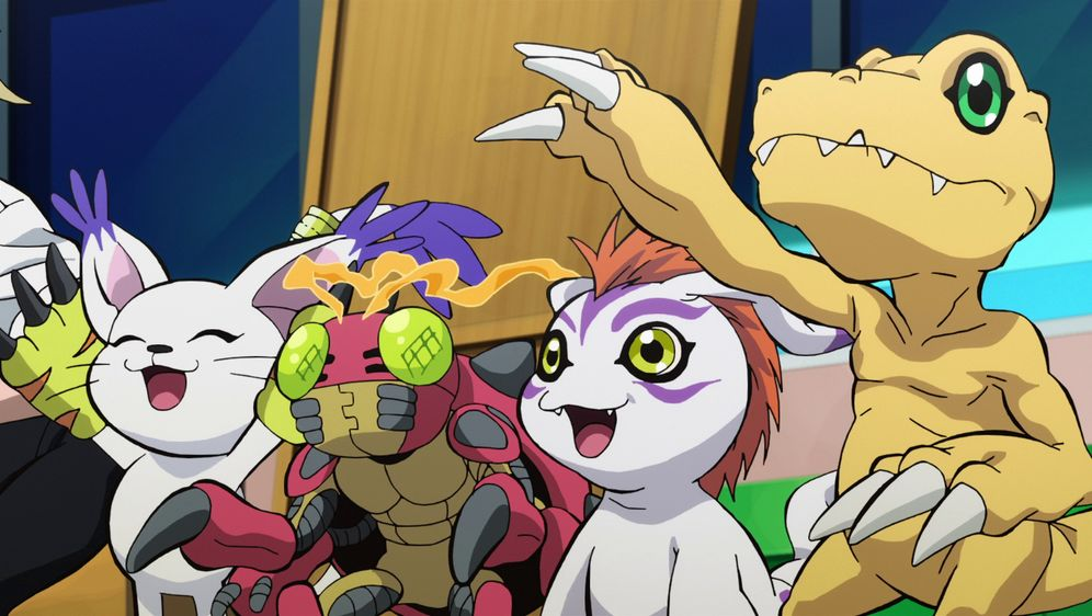 Digimon Adventure Tri. Chapter 2 - Determination - Bildquelle: 2015 Toei Animation Co., Ltd.