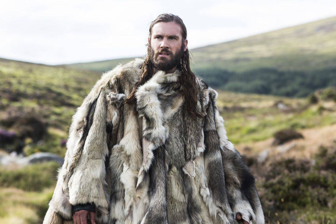 Steht seinem Bruder zur Seite: Rollo (Clive Standen) ... - Bildquelle: 2014 TM TELEVISION PRODUCTIONS LIMITED/T5 VIKINGS PRODUCTIONS INC. ALL RIGHTS RESERVED.