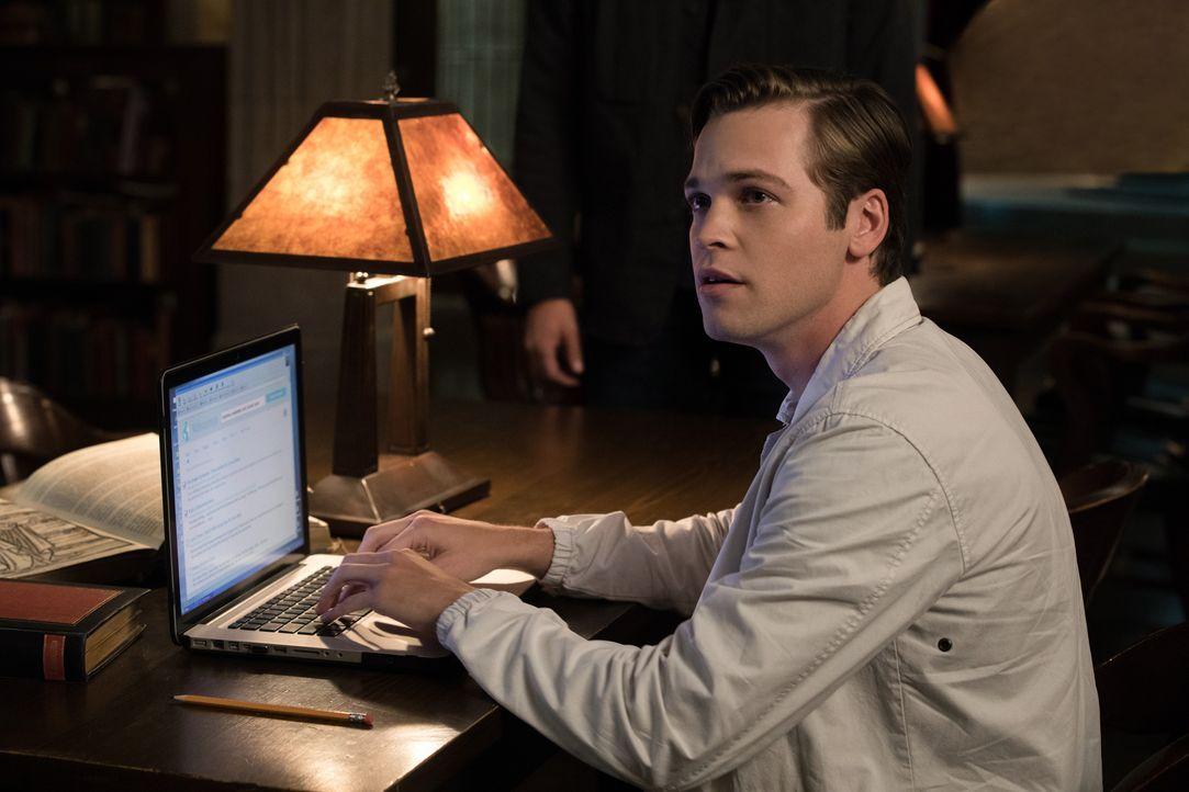 Jack (Alexander Calvert) - Bildquelle: Jack Rowand 2017 The CW Network, LLC. All Rights Reserved / Jack Rowand